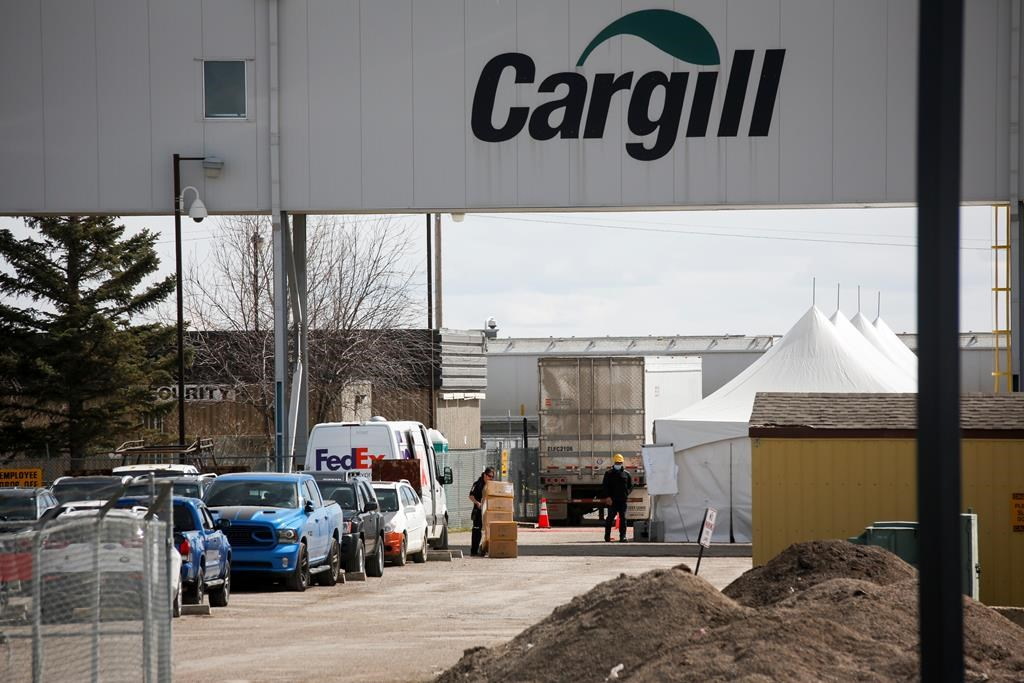 The Cargill meat plant in High River, Alta., is set to open on May 4 after a 14-day temporary closure.