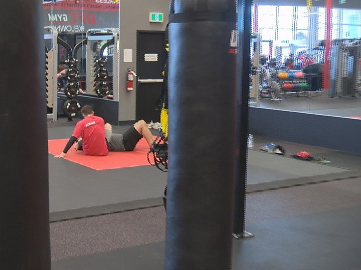 Interior Health's chief medical health officer says close contact can occur inside fitness centres and gyms, which promotes the transmission and increased spread of COVID-19.