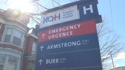 Continue reading: Kingston's main ICU at capacity, including 17 out-of-region COVID-19 patients