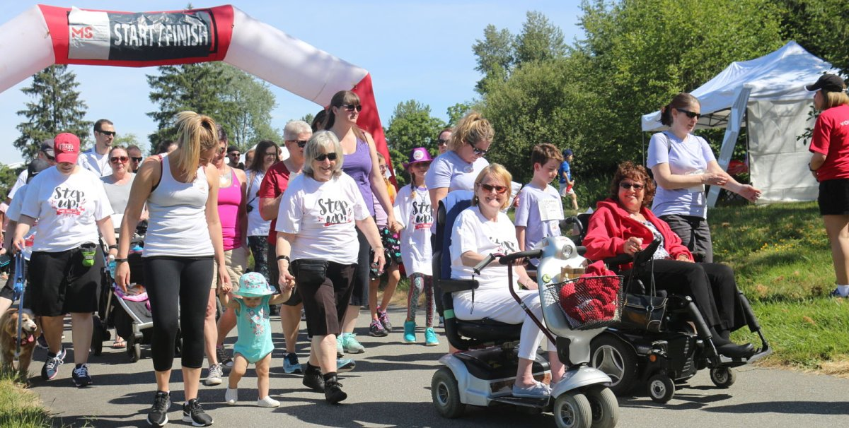 This year's MS Walk will go on but with a virtual twist due to COVID-19.