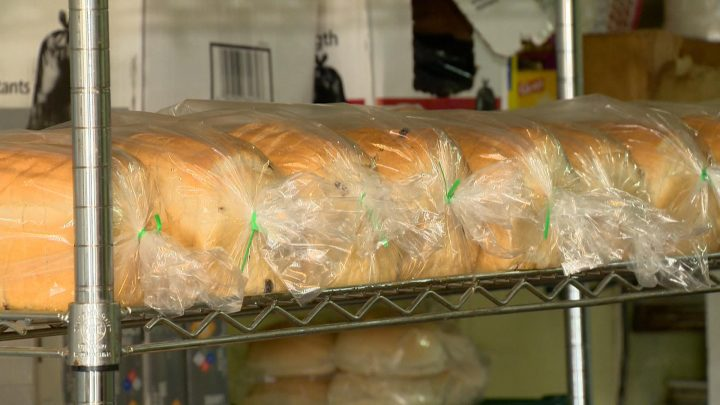 Nestor's Bakery is offering those who self-identify as low income a chance to purchase loaves of bread and baked goods for $1.
