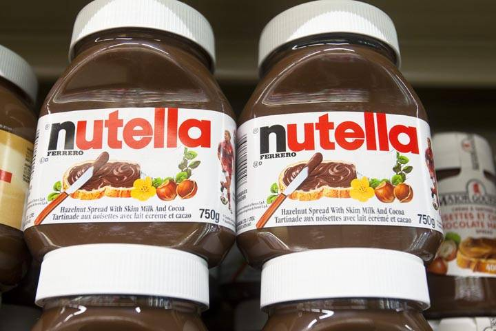 A spokesperson for Ferrero, maker of Nutella, says seven workers at it's Brantford production plant have tested positive for the coronavirus.
