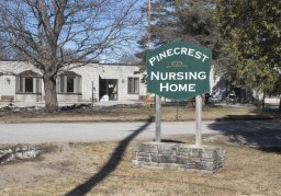 Continue reading: COVID-19: Outbreak declared at Pinecrest Nursing Home after staff member tests positive