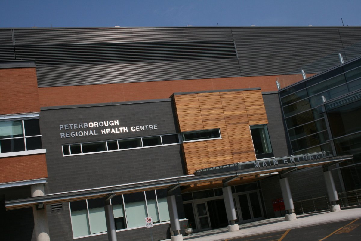 A COVID-19 outbreak has been declared at Peterborough Regional Health Centre.