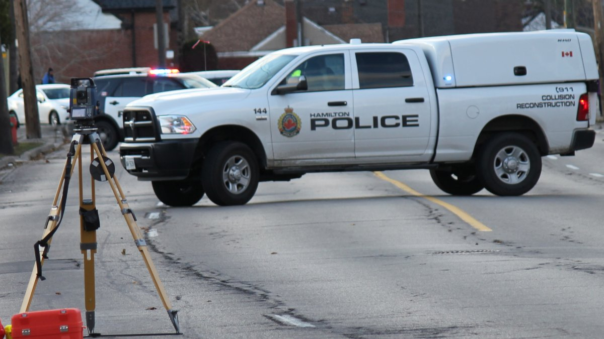 Hamilton police are investigating a fatal collision on Centennial Parkway North involving a 66-year-old from Stoney Creek.