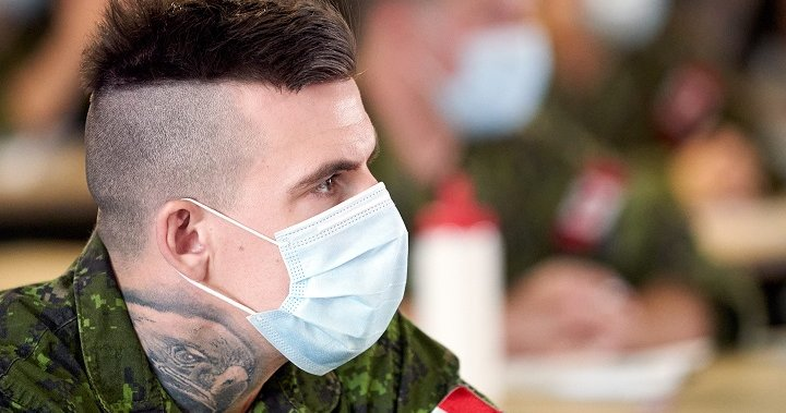 Canada's military lacking thousands of troops as COVID-19 hits recruitment, training – National