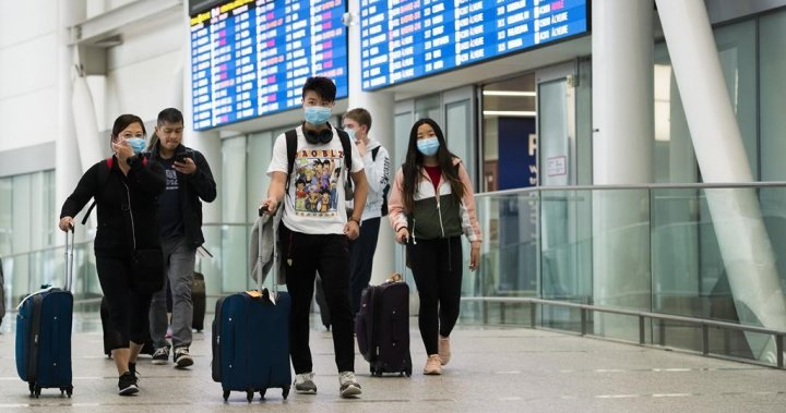 Waterloo Public Health: Number of COVID-19 cases from travel trends upwards