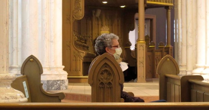 Places of worship granted mask exemption in new Alberta restrictions