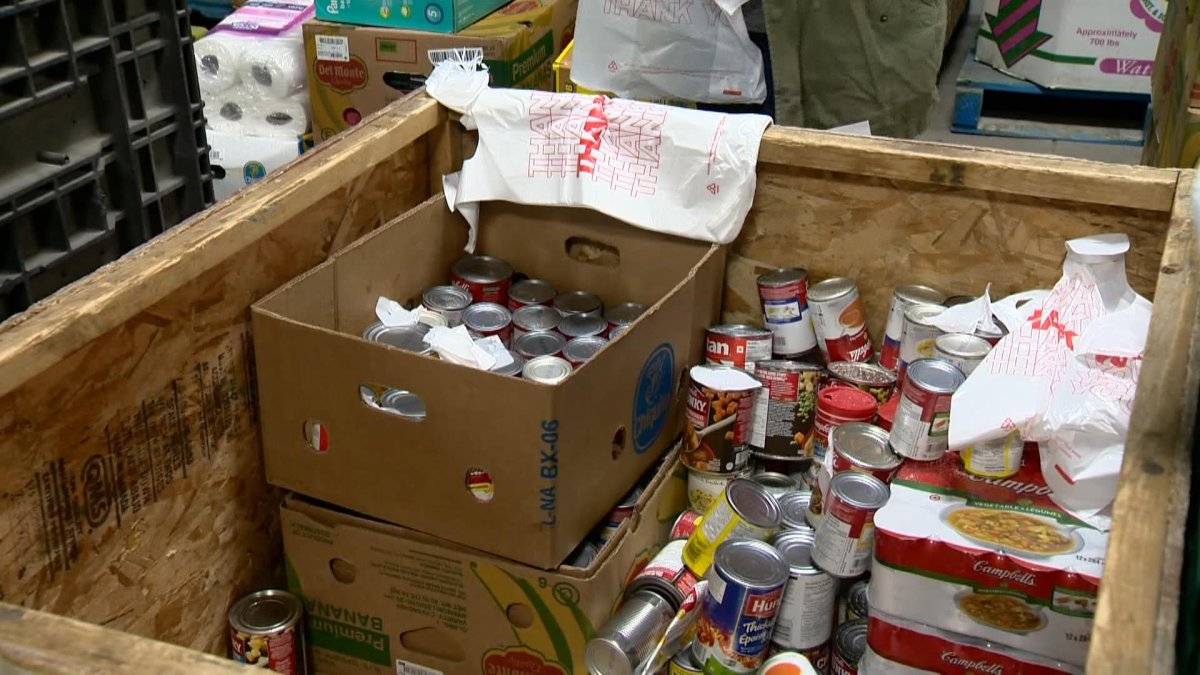 The Saskatoon Food Bank is still providing safe and nutritious food for those who need it but without volunteers in the building.