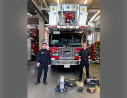 Continue reading: Coronavirus: North Vancouver firefighters film virtual tour of fire hall