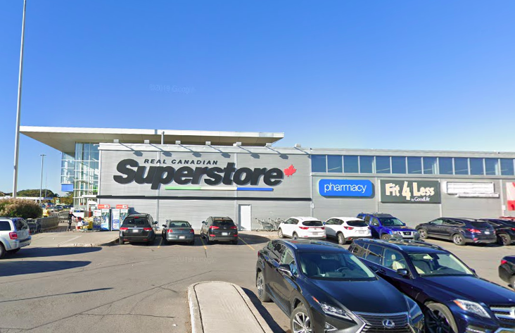 Real Canadian Superstore at Oakridge Mall in London Ont.