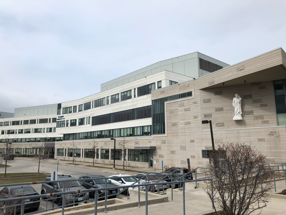 A patient at the St. Joe's Forensic Psychiatry Unit in Hamilton has failed to return to the facility.