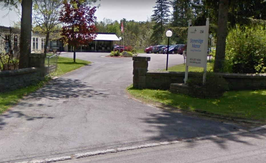 A staff member at Stoneridge Manor in Carleton Place, Ont., is currently in self-isolation after being diagnosed with COVID-19.
