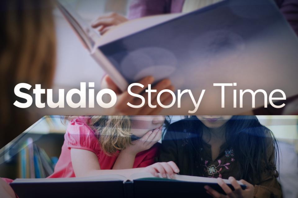 Global News Studio Story Time - image