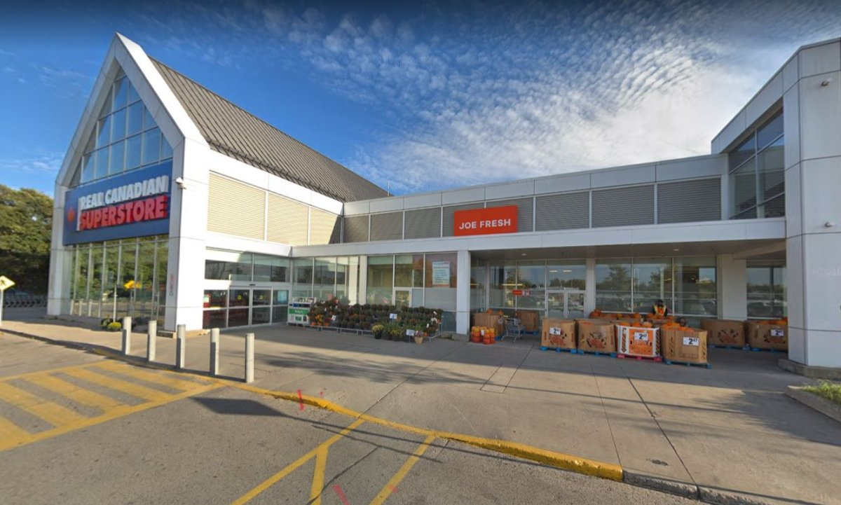 The Real Canadian Superstore location at Oxford and Gammage streets in London, Ont.