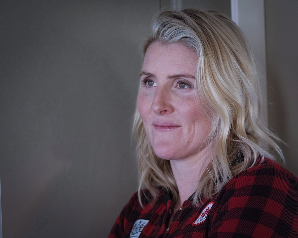 Four time Olympic gold medalist Hayley Wickenheiser's call for medical supplies for front-line health care workers got an assist from actor Ryan Reynolds.