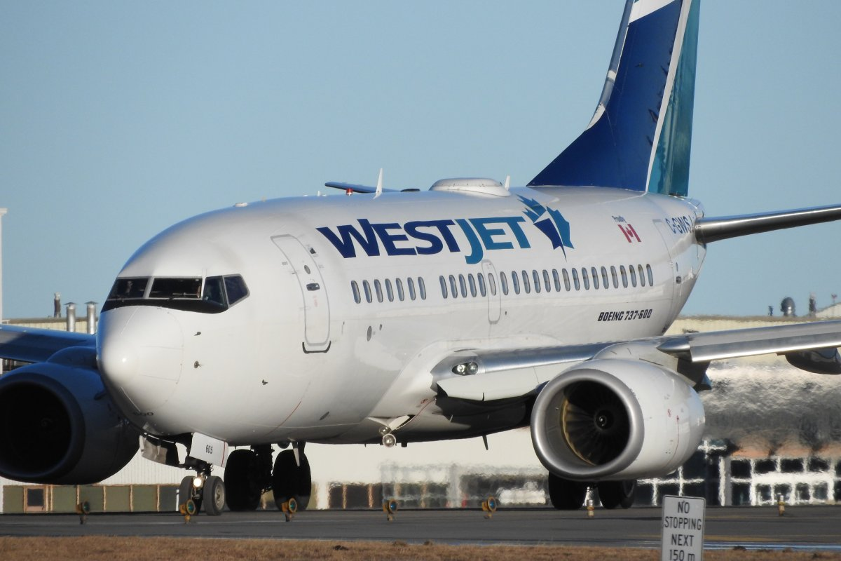 WestJet Airlines Ltd. says it will lay off 3,333 employees including 116 in Manitoba as part of major restructuring amid a coronavirus pandemic that has devastated the travel industry.