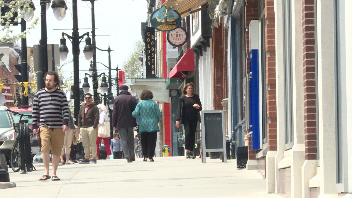 Coronavirus: Kingston, Ont. to close downtown streets to create more public space - image