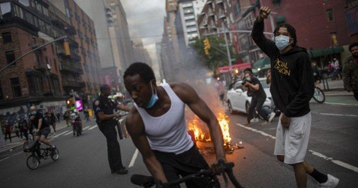 N.Y.C. left reeling after days of unrest, violence amid George Floyd  protests - National | Globalnews.ca
