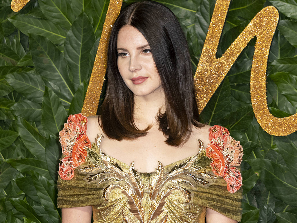 Lana Del Rey attends The Fashion Awards 2018 at The Royal Albert Hall in London, England on Dec. 10, 2018.