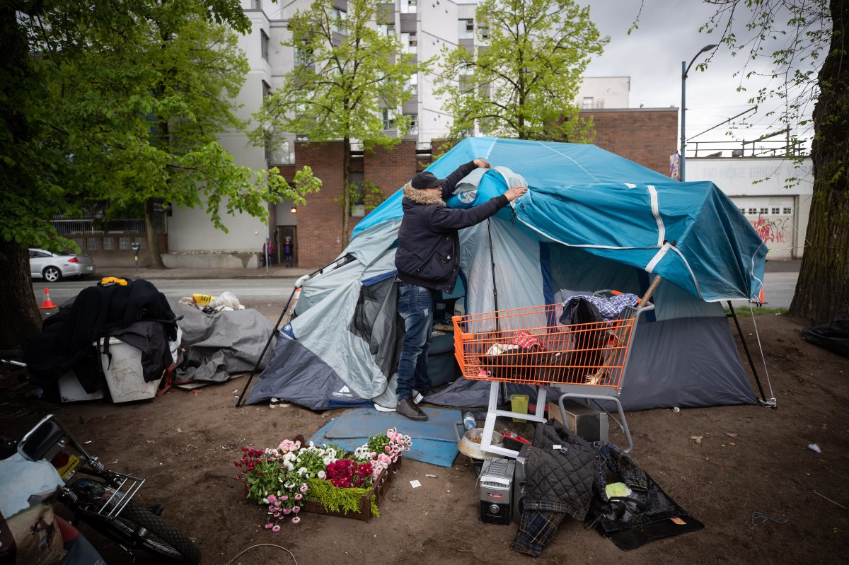 British Columbia recently announced they will temporarily relocate hundreds of people from tent encampments in Vancouver and Victoria to hotel and community centre accommodations to protect them from the ongoing COVID-19 pandemic.