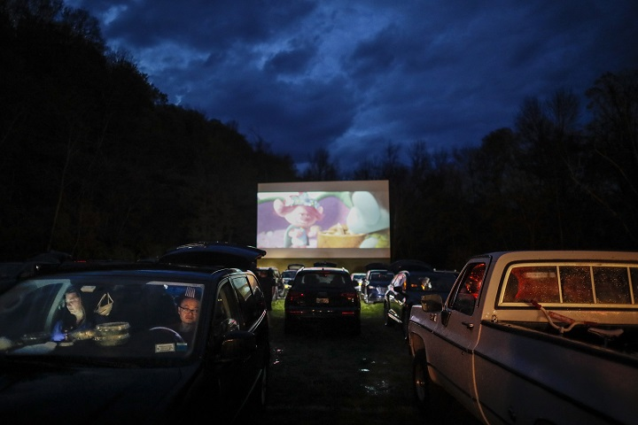 Summer bash drive-in movie night returns to Regina with physical distancing in place.