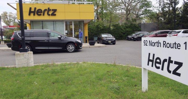 Hertz files for bankruptcy as car rentals disappear amid coronavirus pandemic