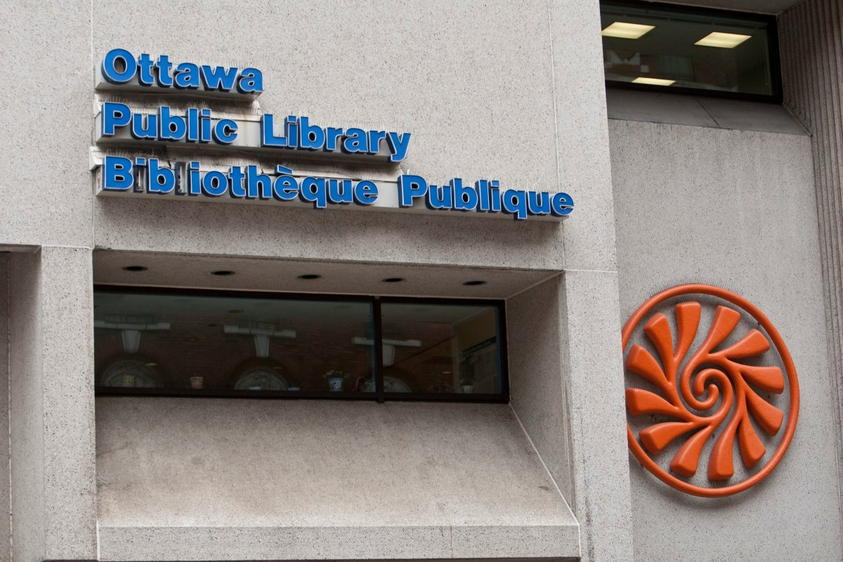 """Ottawa police suspect a """"swatting"""" call was directed towards the Ottawa Public Library on Monday, forcing the closure of its branches."""