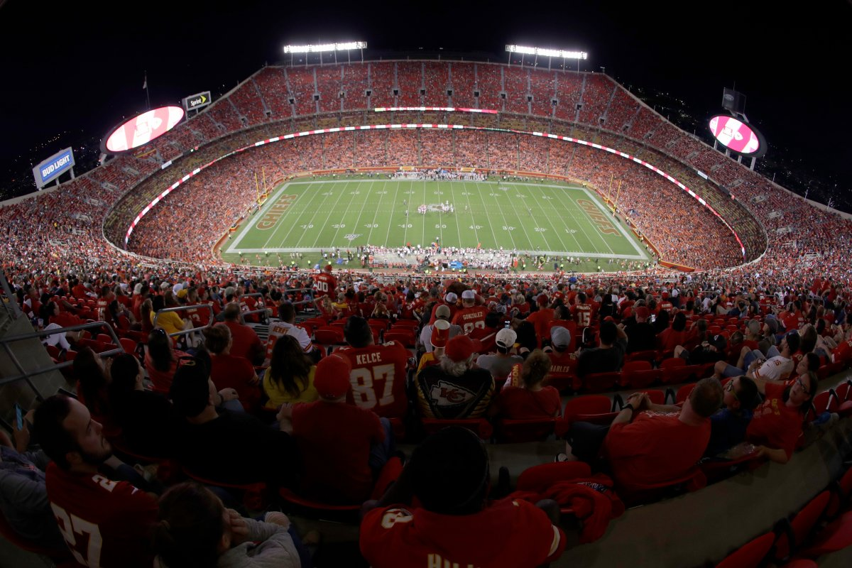 The Kansas City Chiefs are scheduled to open defense of their Super Bowl championship by hosting Houston on Sept. 10 in the NFL's annual kickoff game.
