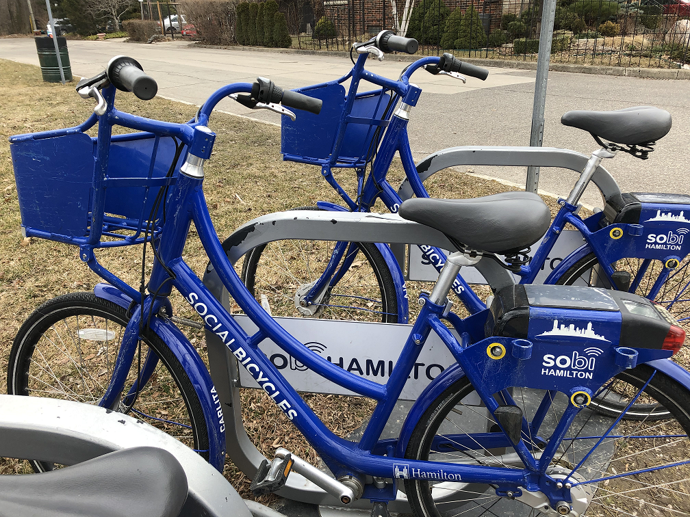 A plan to keep Hamilton's bike share program going for the rest of 2020 has been approved by city council.