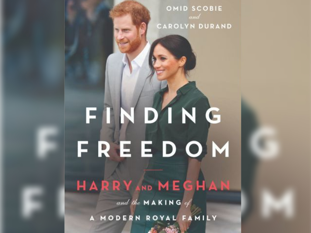 "'Finding Freedom: Harry and Meghan and the Making of a Modern Royal Family' promises to ""reveal unknown details"" of their life. It's set to release in August."