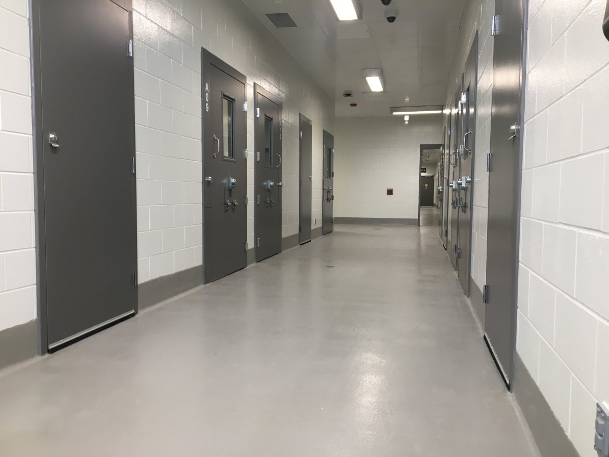 The Calgary Police Service Spyhill Services Centre opens Wednesday, May 27, 2020.