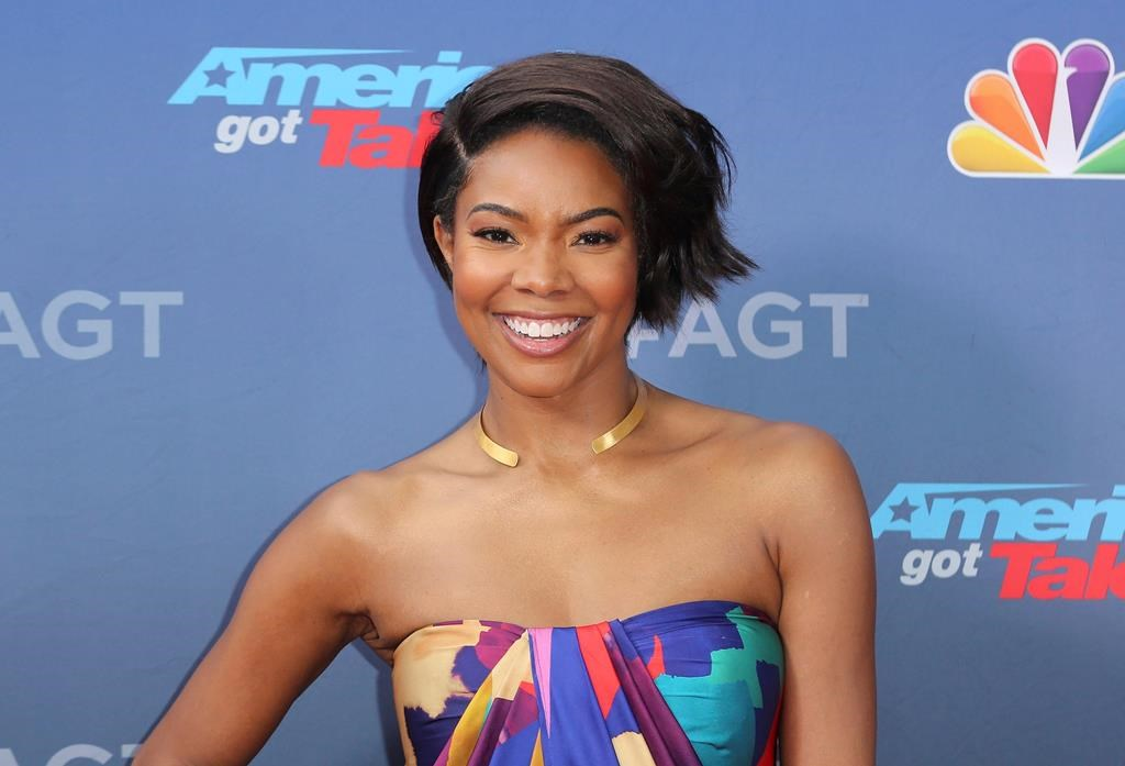"This March 11, 2019 file photo shows Gabrielle Union at the ""America's Got Talent"" Season 14 Kickoff in Pasadena, Calif. An investigation of Gabrielle Union's complaints of racism on the set of ""America's Got Talent"" concluded that her allegations were unfounded, according to NBC and the show's producers. The outside investigator also concluded that her claims had ""no bearing"" on the show's decision to drop her as a judge, the network and production companies FremantleMedia and Syco said in a joint statement Wednesday."