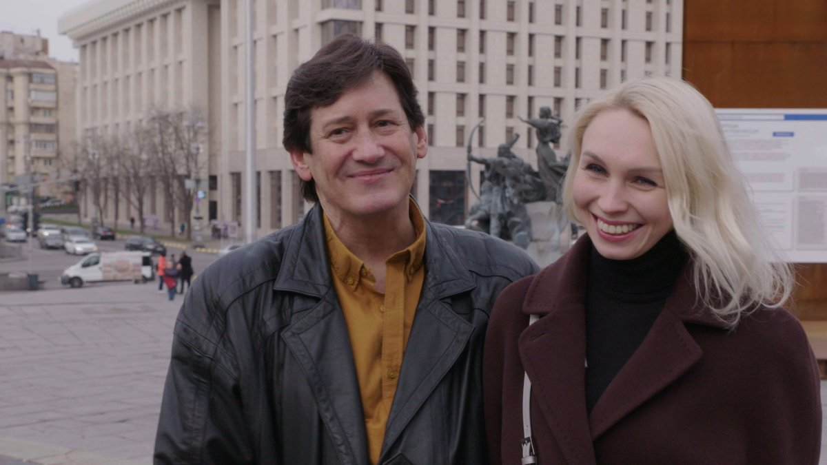 David and Lana of '90 Day Fiancé: Before the 90 Days.'.