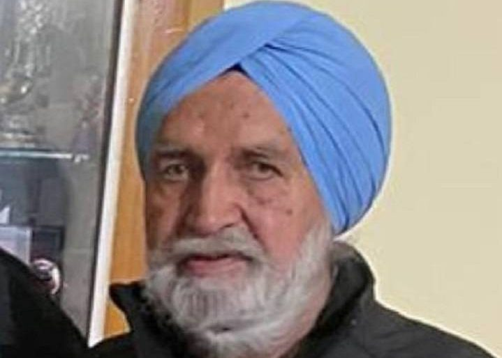Delta Police on Sunday discovered the body of missing 88-year-old man Jarnail Sanghera of North Delta in a wooded area off Swenson & Nordel Way.