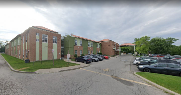 SEIU Healthcare said the worker was an employee at Downsview Long Term Care in North York, located near Keele Street and Sheppard Avenue West.