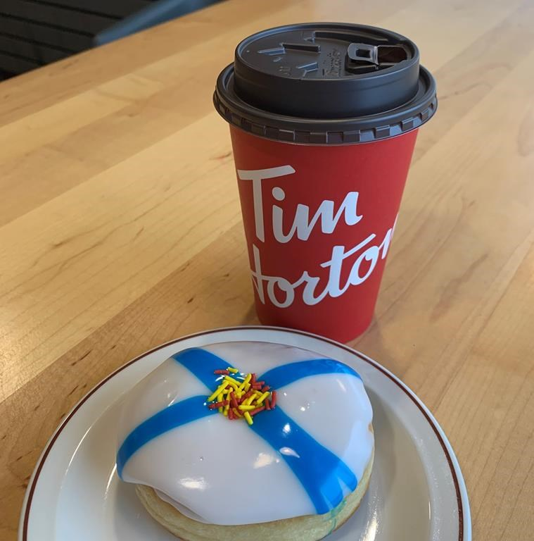The Tim Hortons chain has raised $1.4 million for people and communities impacted by the recent mass shooting in Nova Scotia.