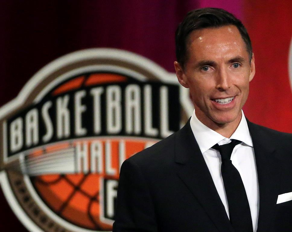Victoria B.C.'s Steve Nash is the new head coach of the Brooklyn Nets.