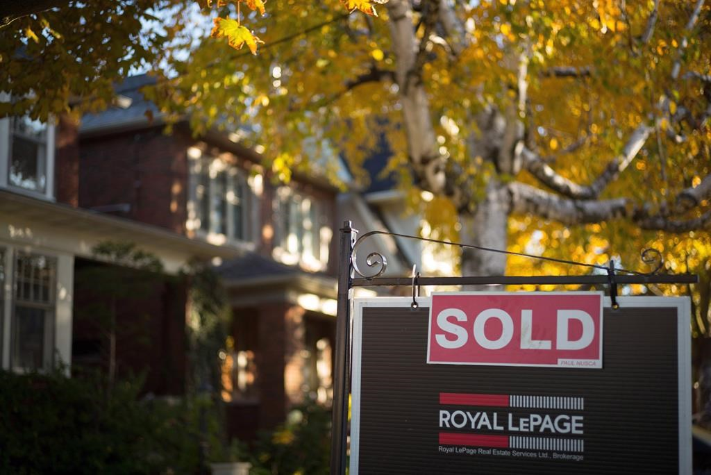 Two months into the COVID-19 pandemic, people in London, Ont., are still buying and selling homes, one expert says, it's just happening at a lower rate.