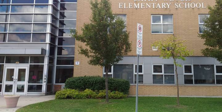 The president of the Hamilton-Wentworth Elementary Teachers' Local in Hamilton, Ont., says he has concerns over security and accessibility as Ontario moves forward with a live videoconferencing plan for teachers and students.