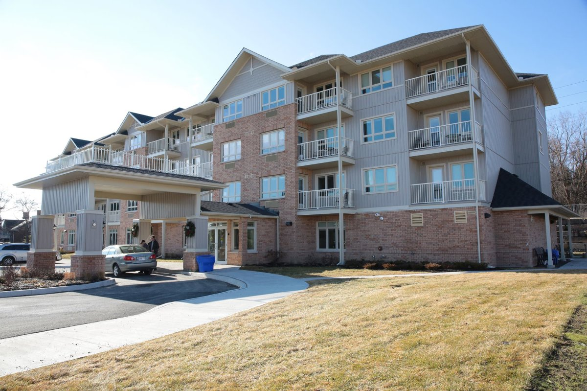 A coronavirus outbreak has been declared at Empire Crossing retirement home in Port Hope, Ont.