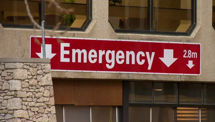 The health authority has said the decision to temporarily shutter the ERs was communicated with mayors earlier than that, but exact dates of the closures weren't provided.