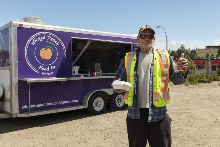 Here in Kelowna, FortisBC will be supplying meals for truckers on May 20th and May 21st, on Acland Road.