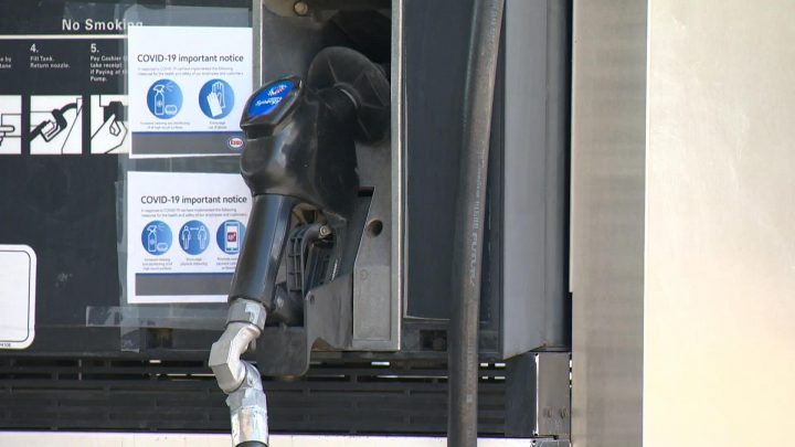 A GasBuddy.com analyst says the rebound in gas prices should get back to around a dollar a litre in Saskatchewan this summer.