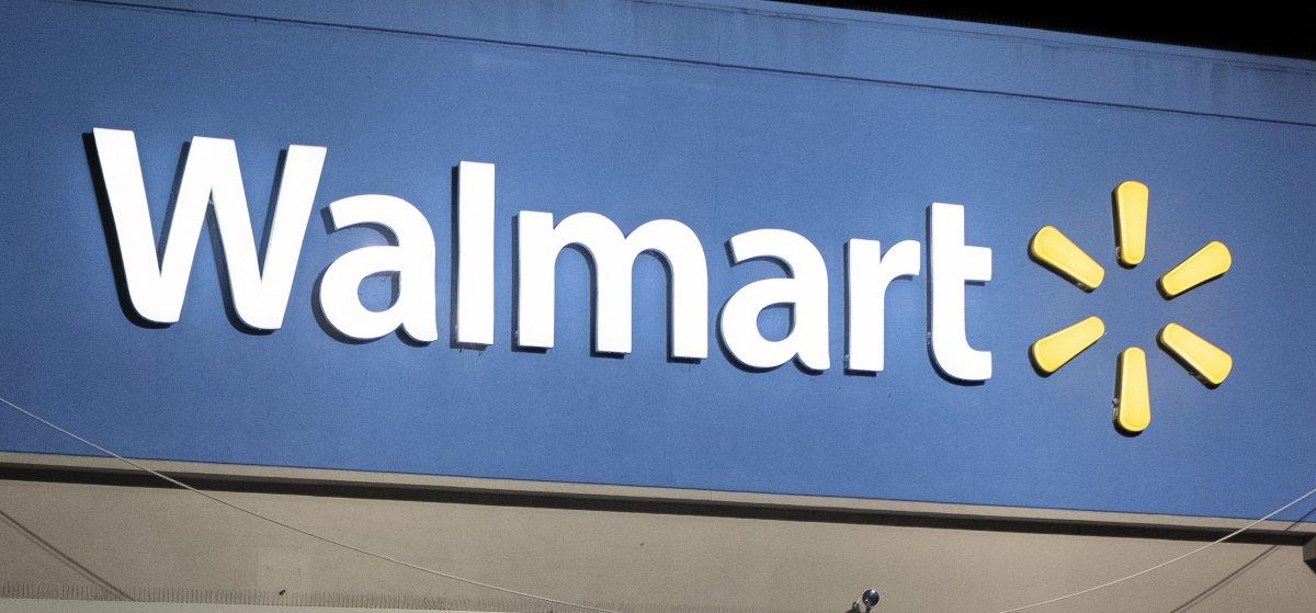 A stock image of a Walmart logo.