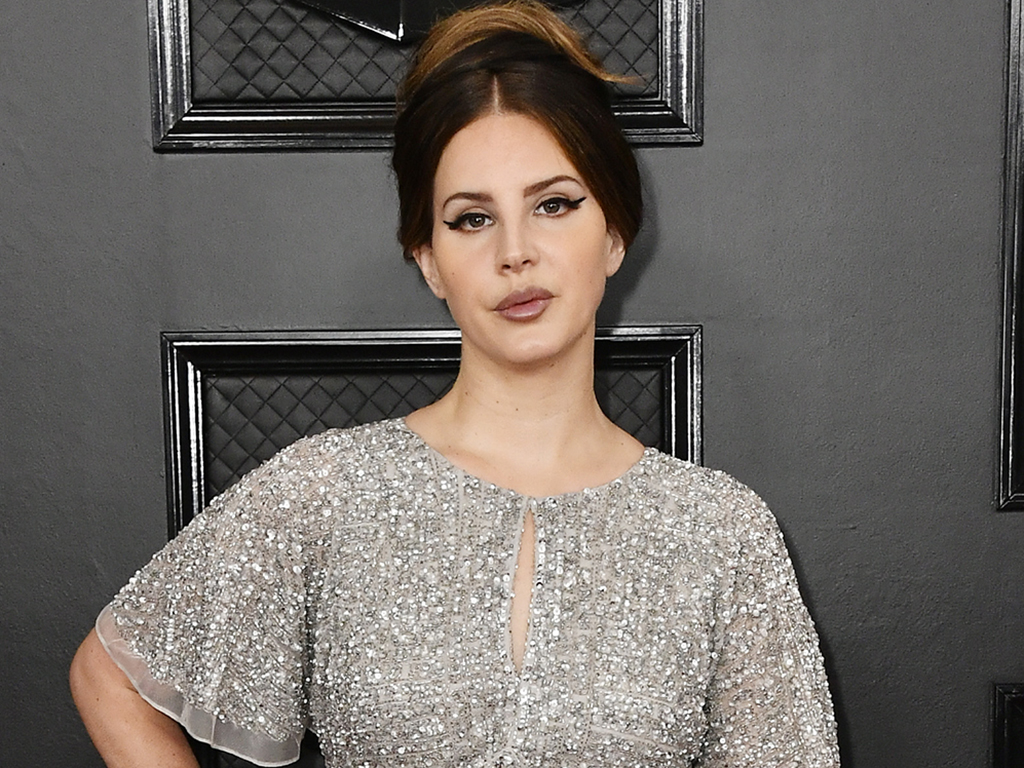Lana Del Rey attends the 62nd Annual Grammy Awards at tjhe Staples Center on Jan. 26, 2020 in Los Angeles, Calif.
