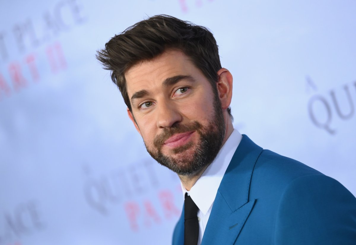 John Krasinski attends Paramount Pictures' 'A Quiet Place Part II' world premiere at Rose Theater, Jazz at Lincoln Center on March 8, 2020 in New York City.