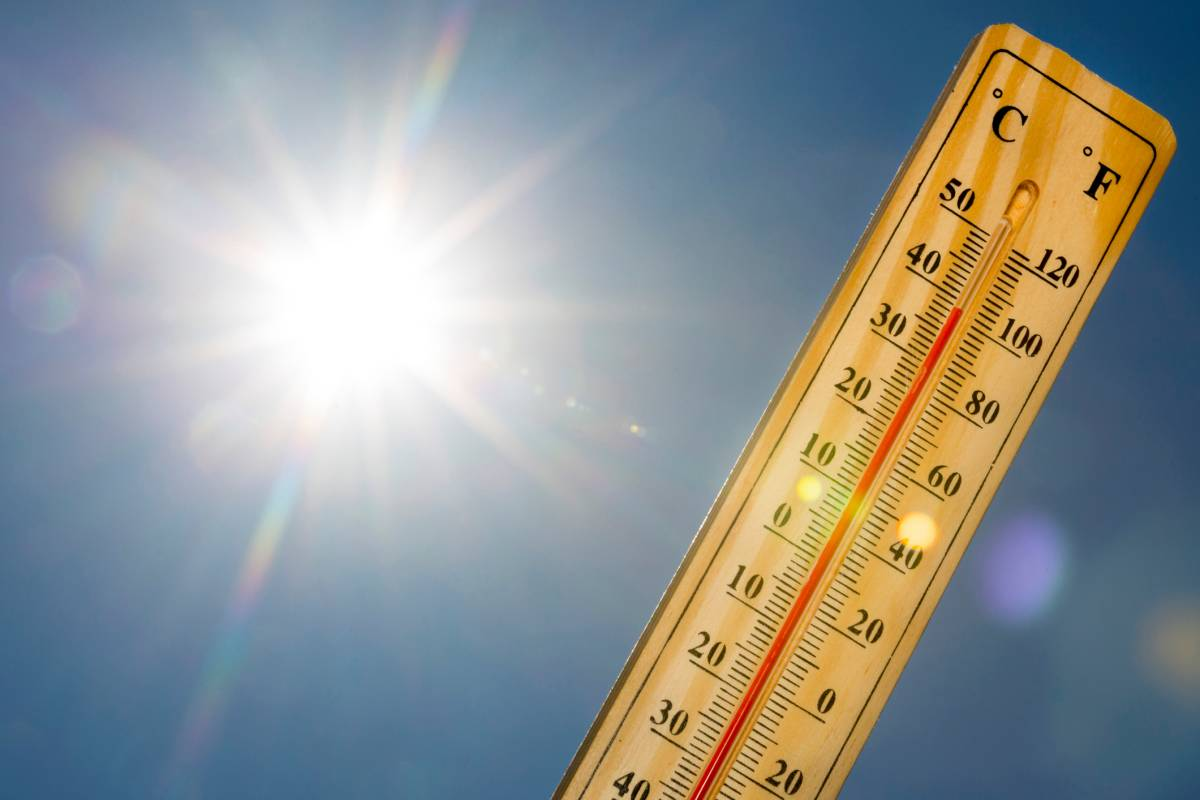 Environment Canada is warning residents of high temperatures in the area through Sunday,.