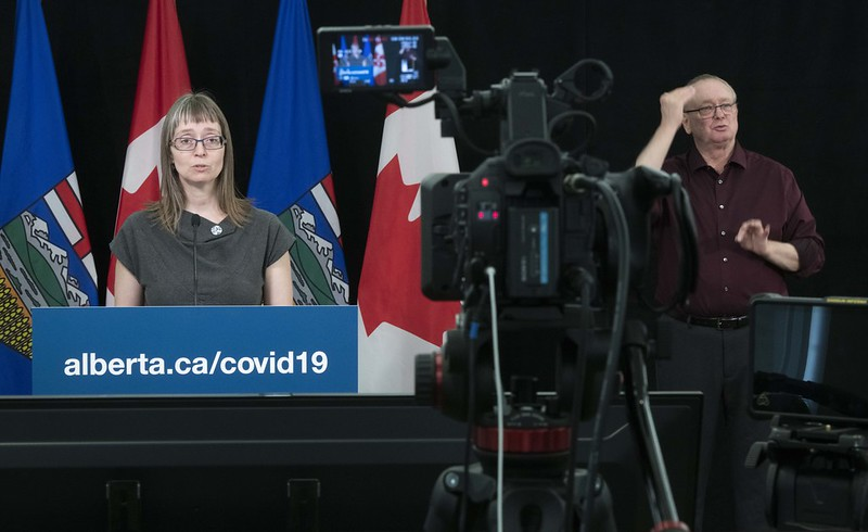 Alberta officials to update provincial COVID-19 situation Monday afternoon