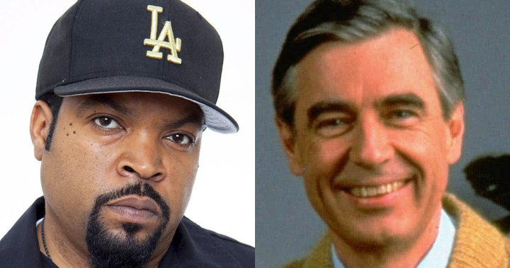 Ice Cube Mr Rogers Sued Me Over A Gangsta S Fairytale National Globalnews Ca